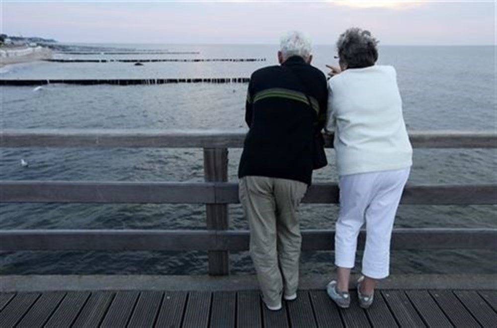 La pensión media en la Comunitat Valenciana en febrero se cifra en 858,79 euros