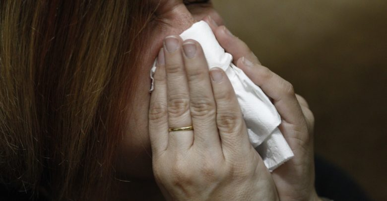 La tasa de gripe sigue bajando en la Comunitat y se sitúa en los 244,3 casos por cada 100.000 habitantes