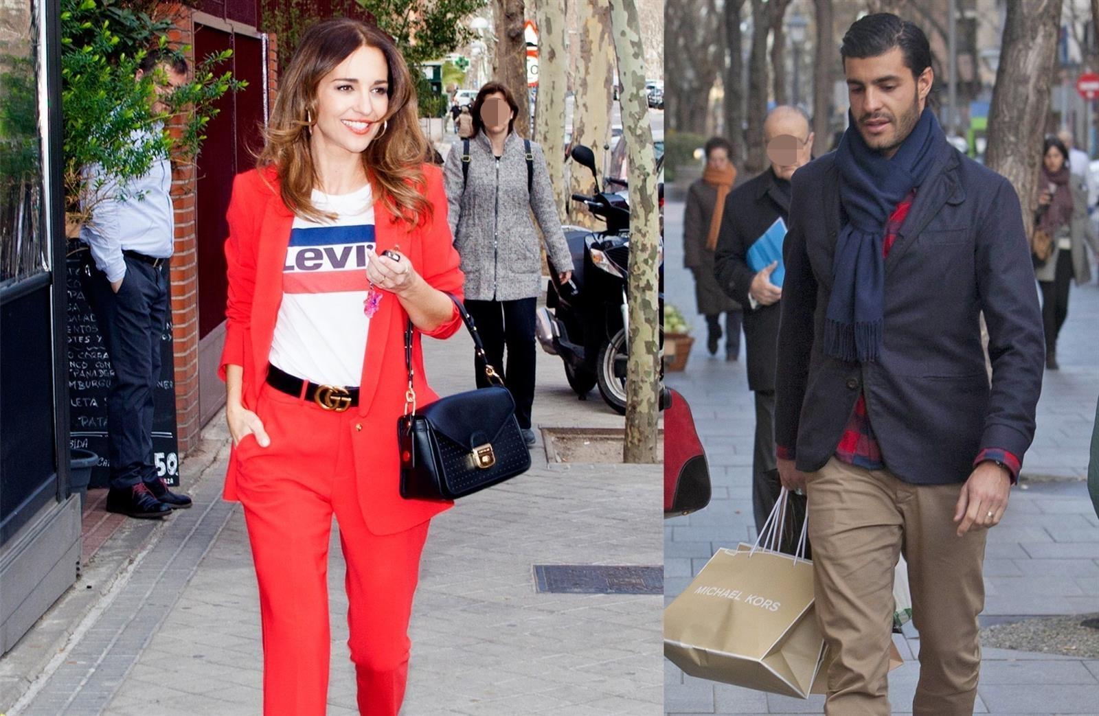 Paula Echevarría y Miguel Torres: segunda cita a plena luz del día