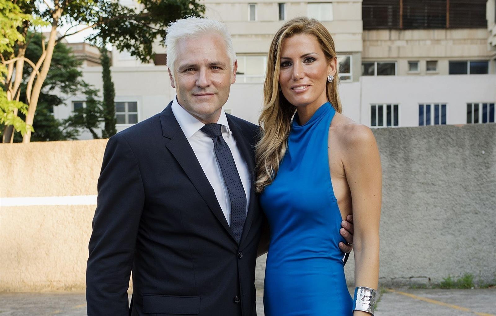 Santiago Cañizares y Mayte García ponen fin a su matrimonio