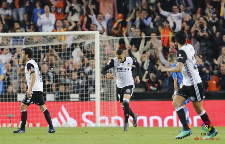 Rodrigo Valencia CF