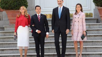 Angélica Rivera anuncia su divorcio del expresidente Enrique Peña Nieto