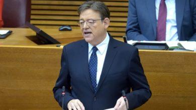 Ximo Puig, presidente de la Generalitat