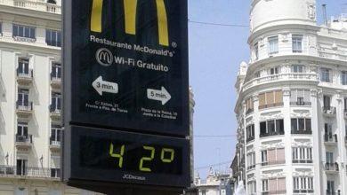Termómetro Valencia
