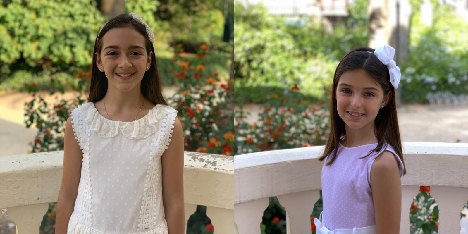 Candidatas infantiles FMIV sector Patraix
