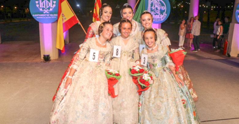 Calendario Fallero 2020.Tres Sobrinas De Falleras Mayores De Valencia Entre Las Elegidas