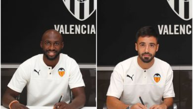 Mangala y Costa Valencia CF