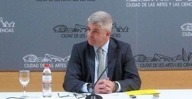 El ex director general de RTVV, José López Jaraba, en imagen de archivo