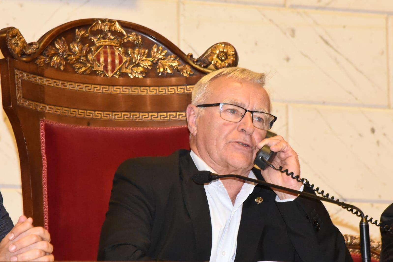 Horarios de 'la llamada' del alcalde a las Falleras Mayores de València 2022 y la proclamación