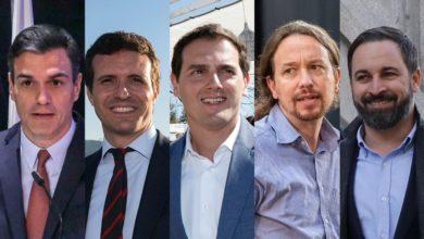 candidatos elecciones generales