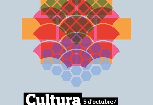 Cartel de Cultura als Barris de otoño de 2019