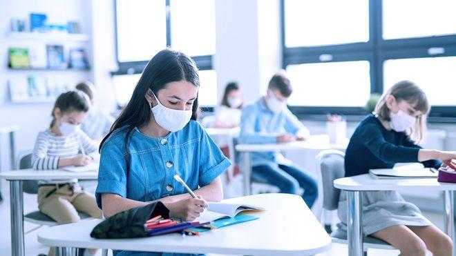curso escolar 2021-22 en la Comunitat Valenciana