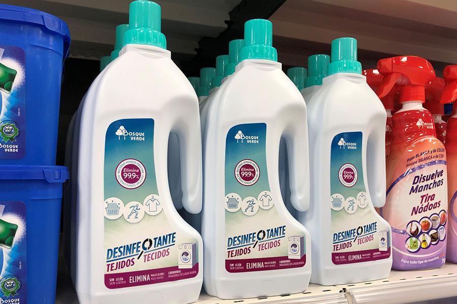 desinfectante ropa mercadona