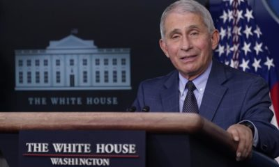 Anthony Fauci.