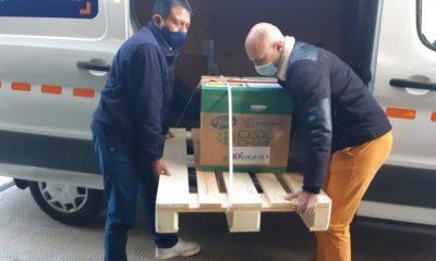Las primeras vacunas frente a la covid-19 llegan a la Comunitat Valenciana