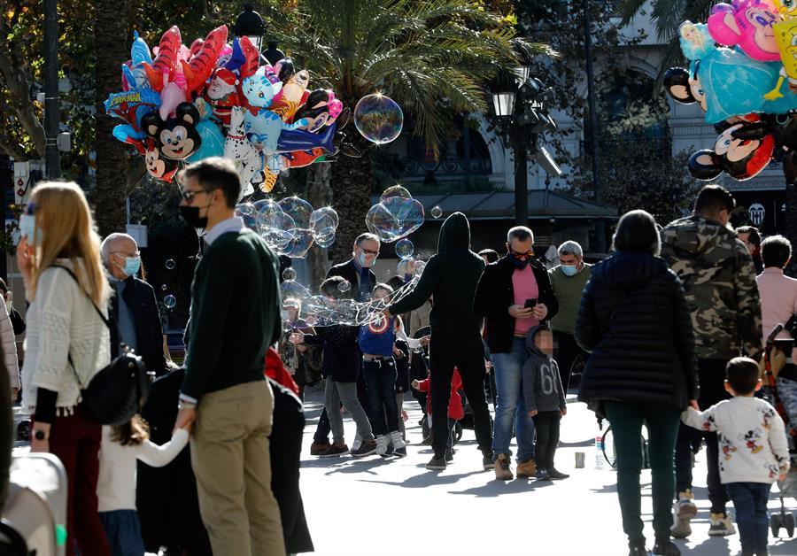 contagios comunitat valenciana