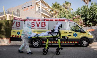La penúltima semana del año deja récord de incidencia covid en la Comunitat Valenciana
