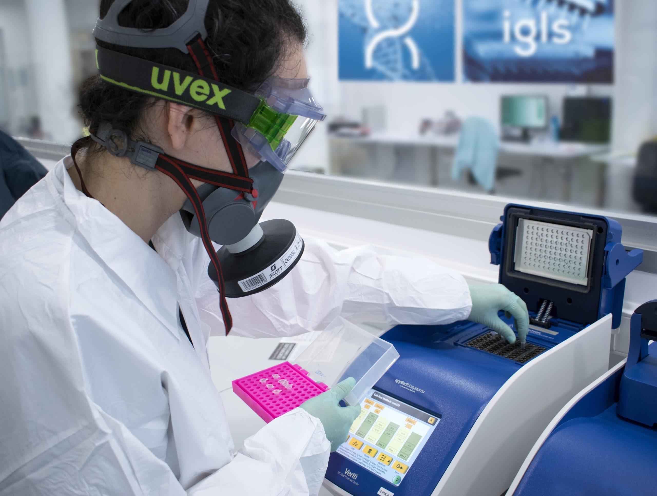 El laboratorio alicantino iGLS lanza el test qPCR para detectar la Covid-19 en saliva sin salir de casa