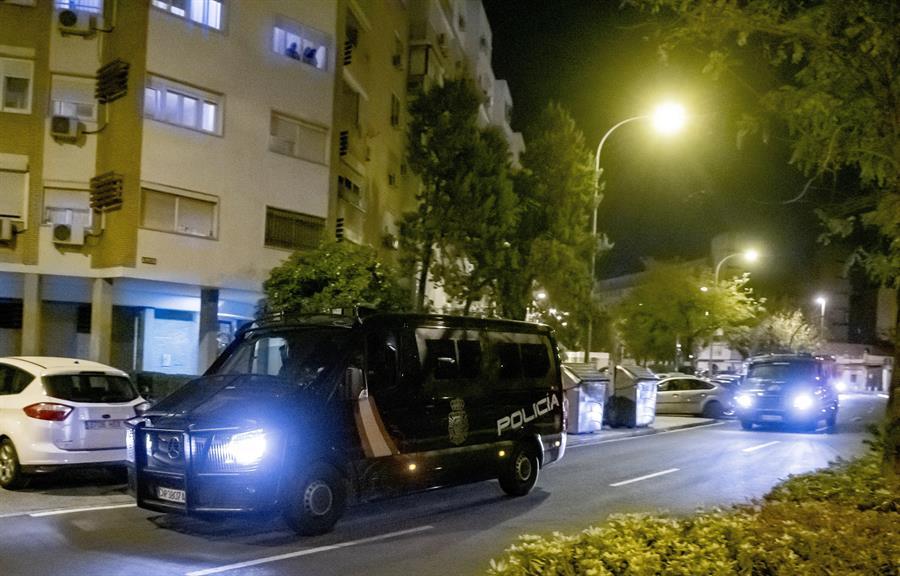 Detenidos tres menores por violar a una chica de 15 en un pueblo de La Ribera