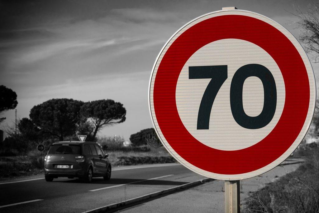 señal trafico