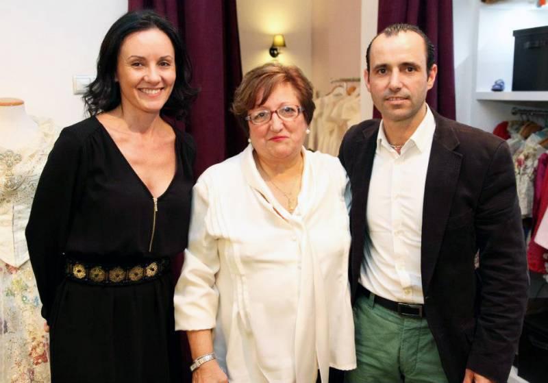 """#salvemlaindumentaria: """"Espolín"""" Amparo Gómez y su segunda generación pisando fuerte"""