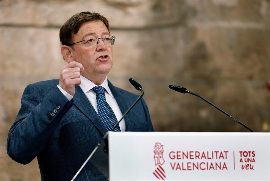 Puig anuncia el Plan Resiste, de 340 millones, para 4 sectores más afectados