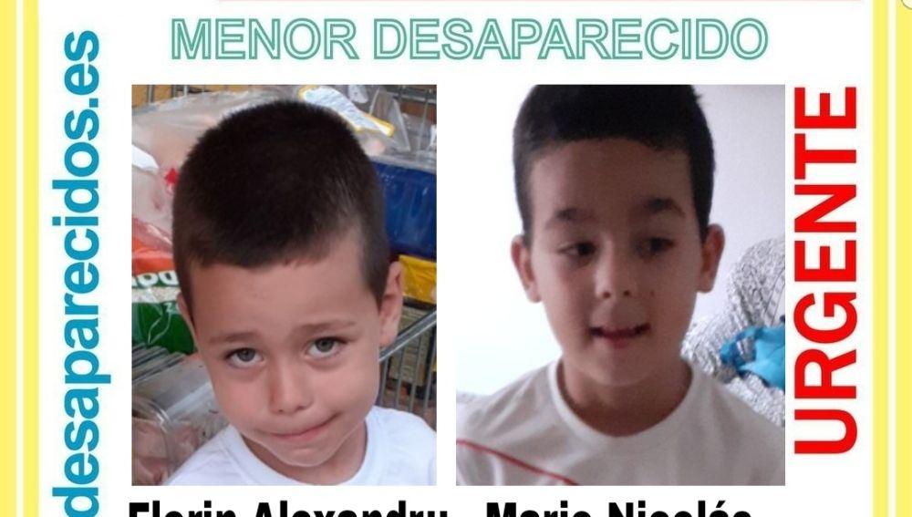 niños desaparecidos valencia