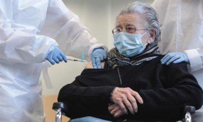 Empieza la vacunación de los usuarios de centros de día de València