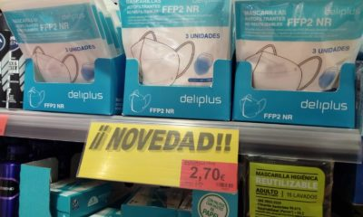 mascarillas ffp2 mercadona