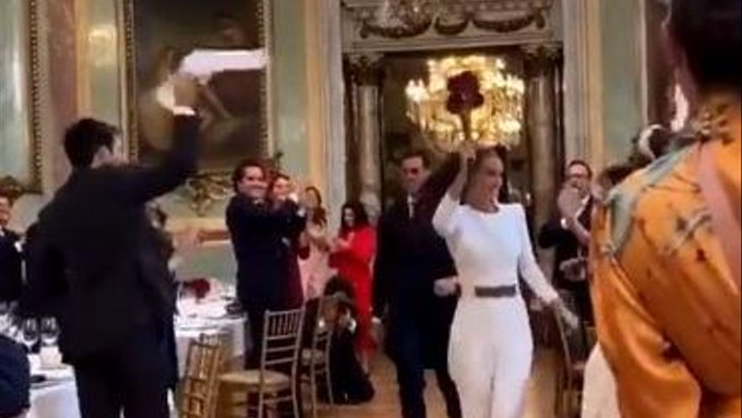 boda casino de madrid