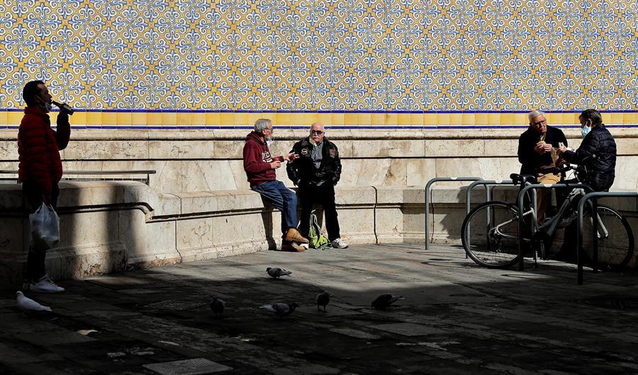 Sigue bajando la presencia de covid en las aguas residuales de València