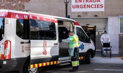Ambulancia EFE