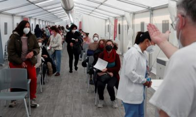 personas vacunadas en la comunidad valenciana