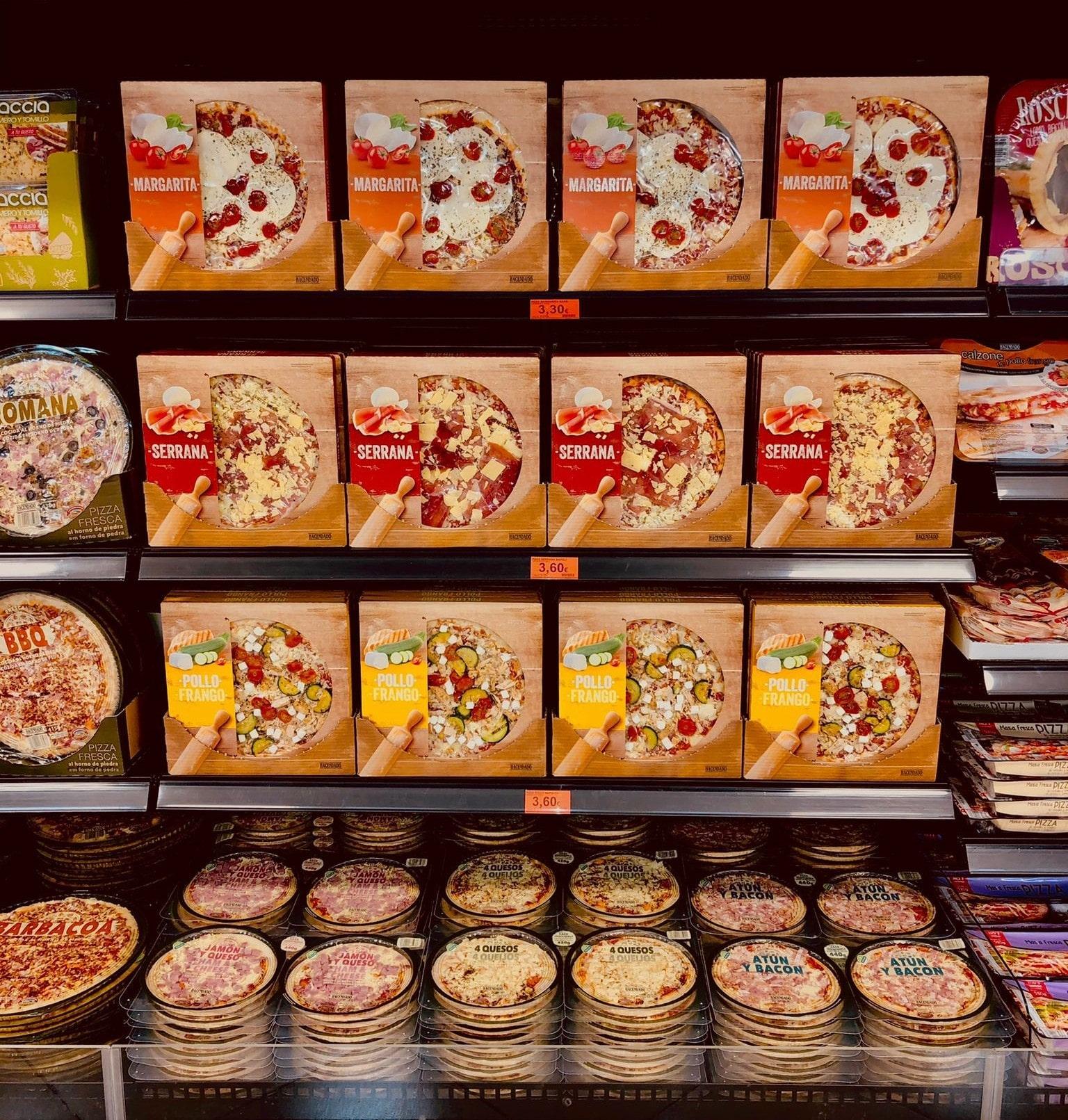 pizza mercadona