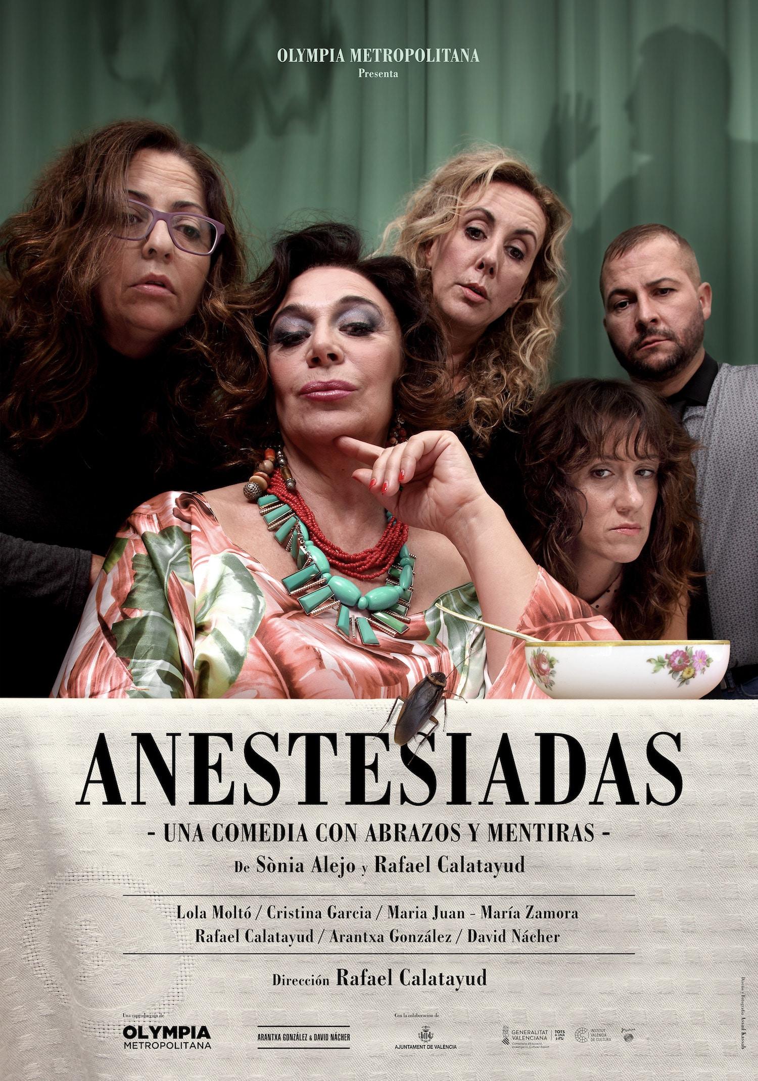 Anestesiadas