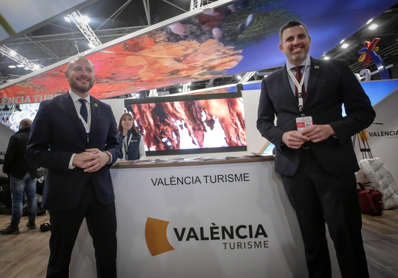 La Diputació invita a 'vivir' Valencia en Fitur 2021