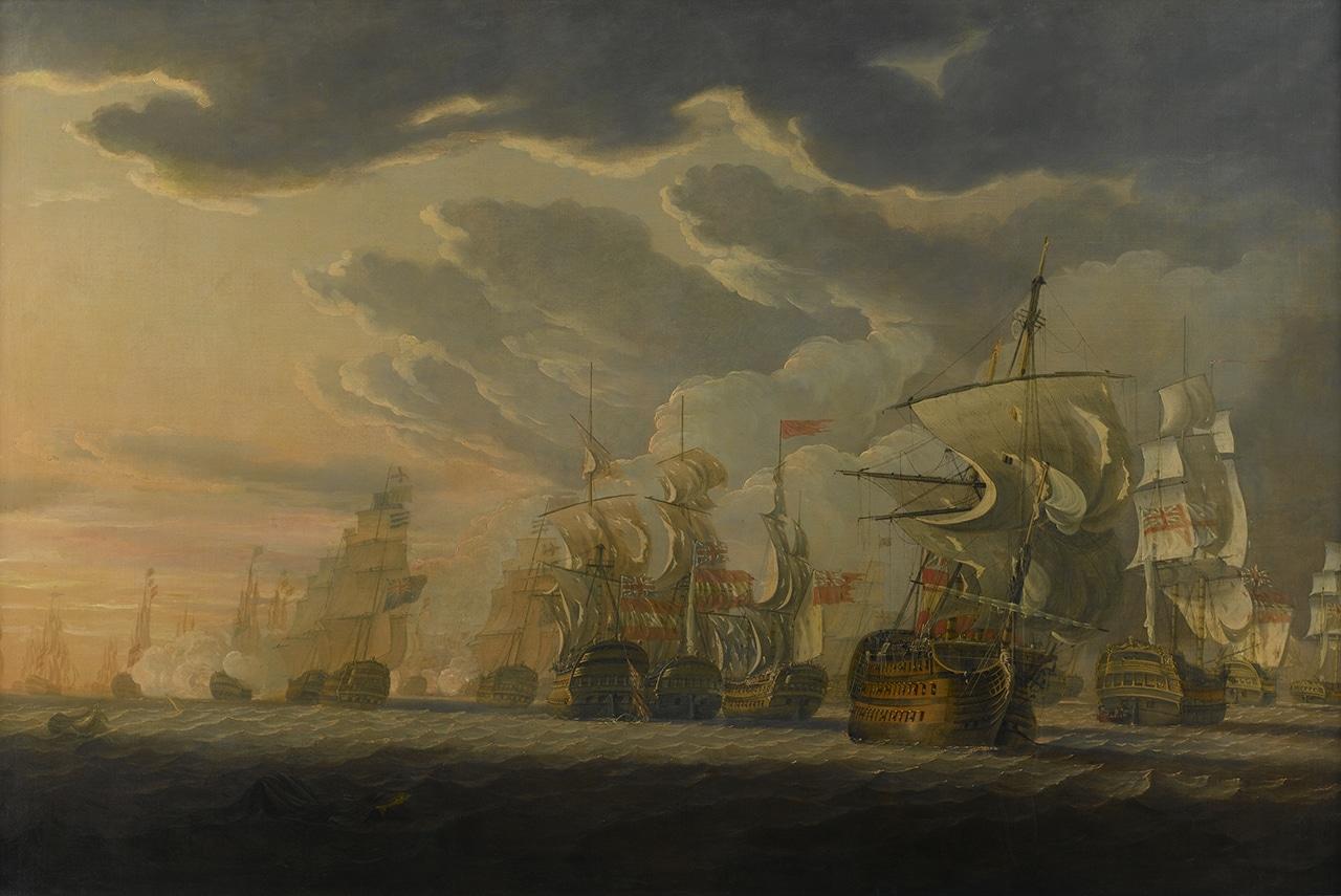 Batalla del Cabo de San Vicente (1797)