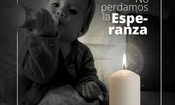 Beatriz pide que las redes se llenen de velas blancas para que aparezcan los cuerpos de Tomás Gimeno y Anna