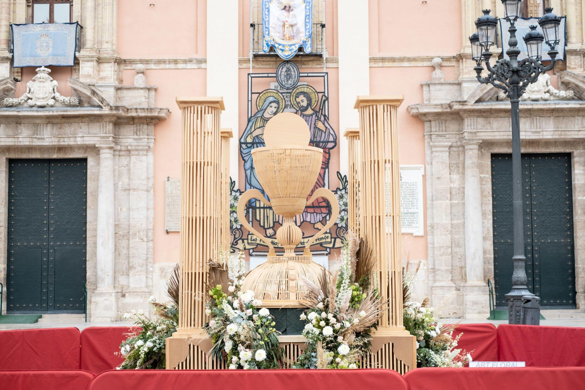 Programa de actos del Corpus Christi en Valencia