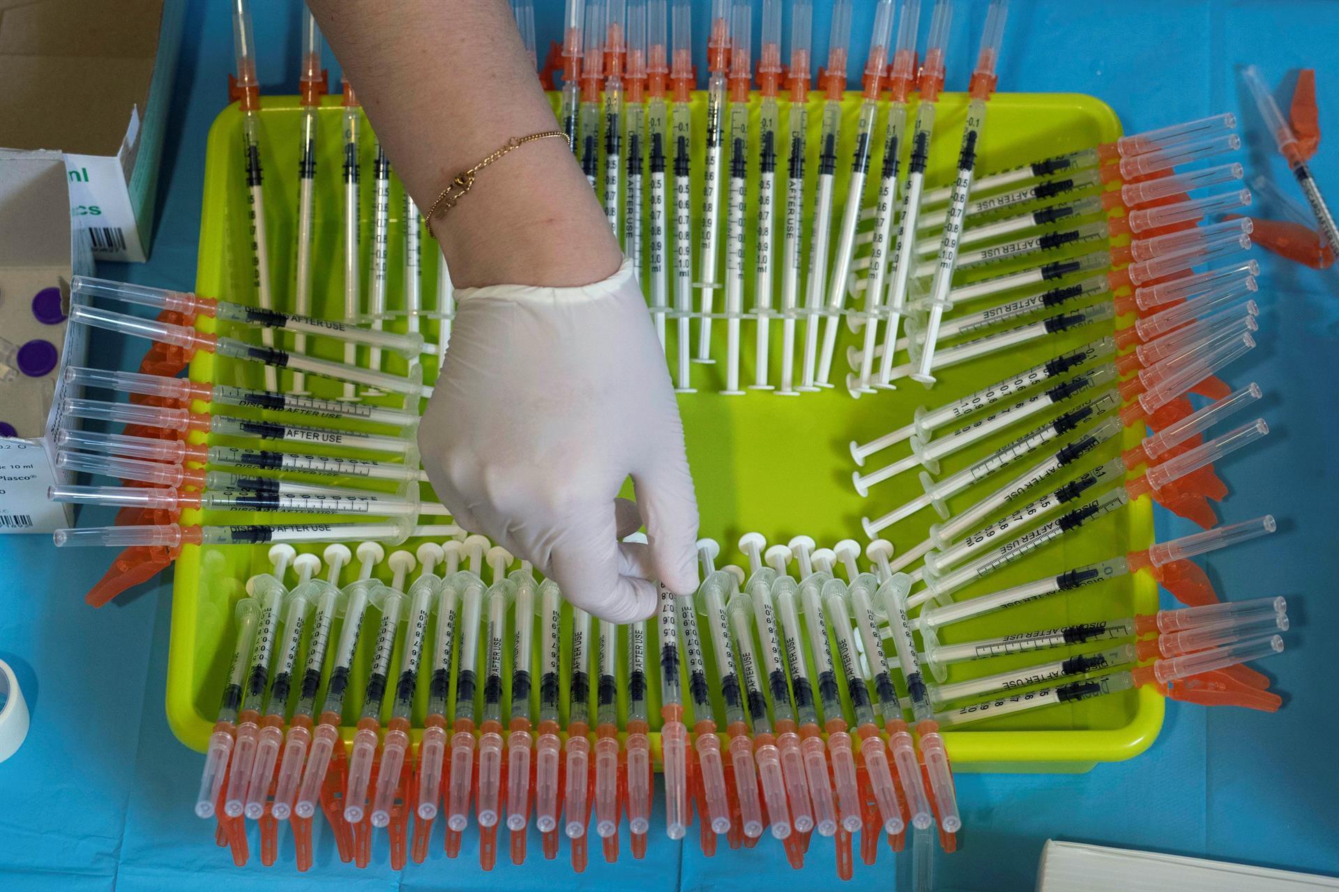 efectos secundarios vacunas