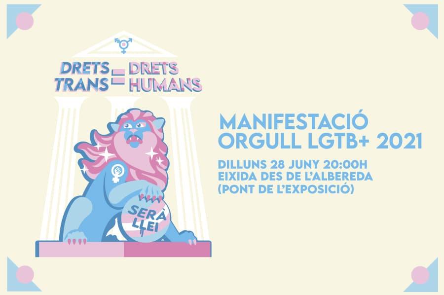 actos del Orgull LGTB+ en València