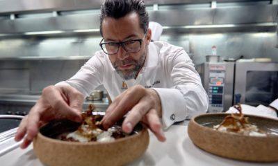 Quique Dacosta, en el top 10 de los Mejores Restaurantes de Europa