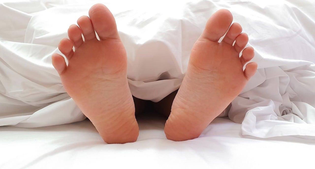 Sueño y síndrome de piernas inquietas