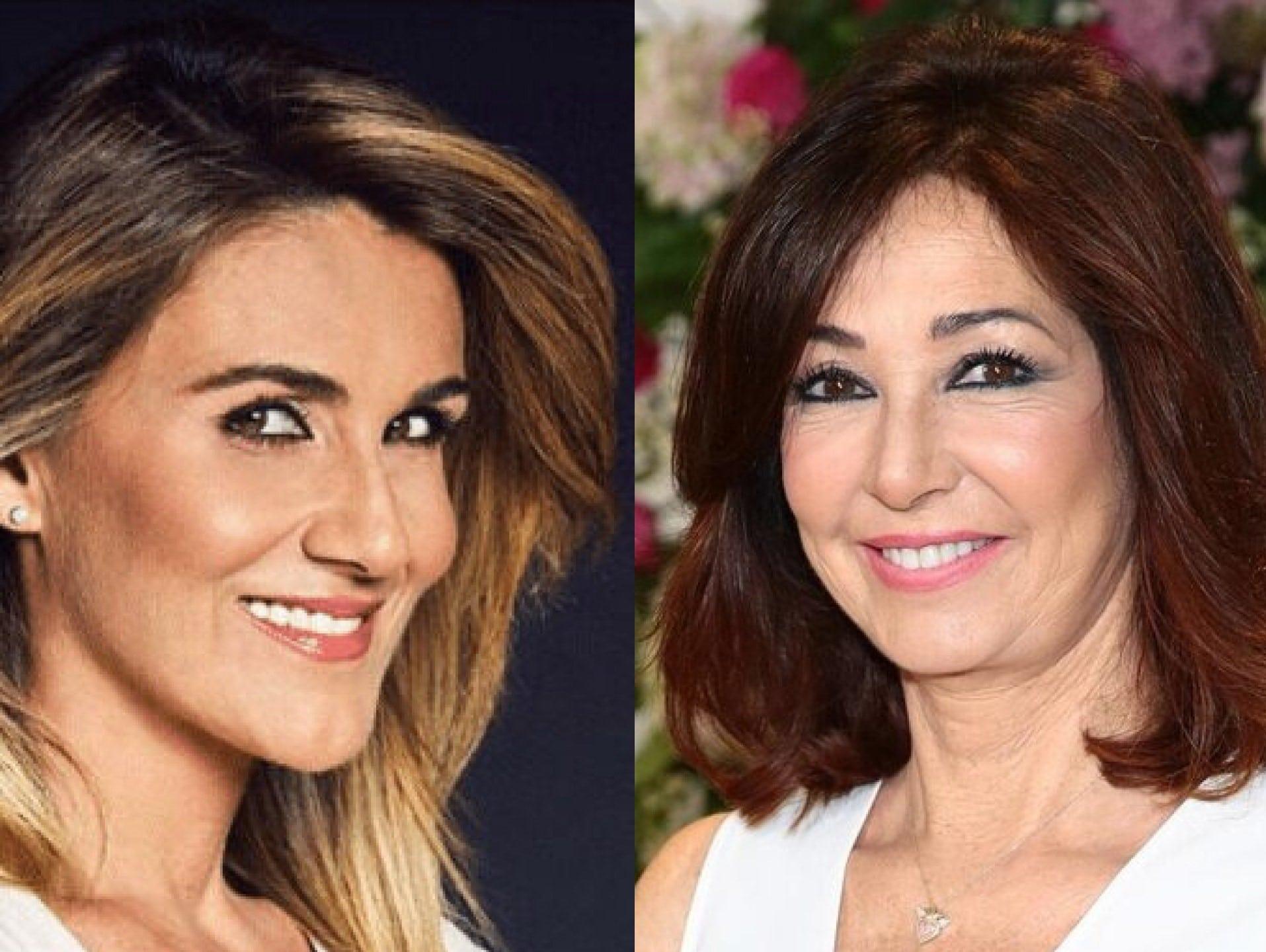 Guerra abierta entre Ana Rosa Quintana y Carlota Corredera