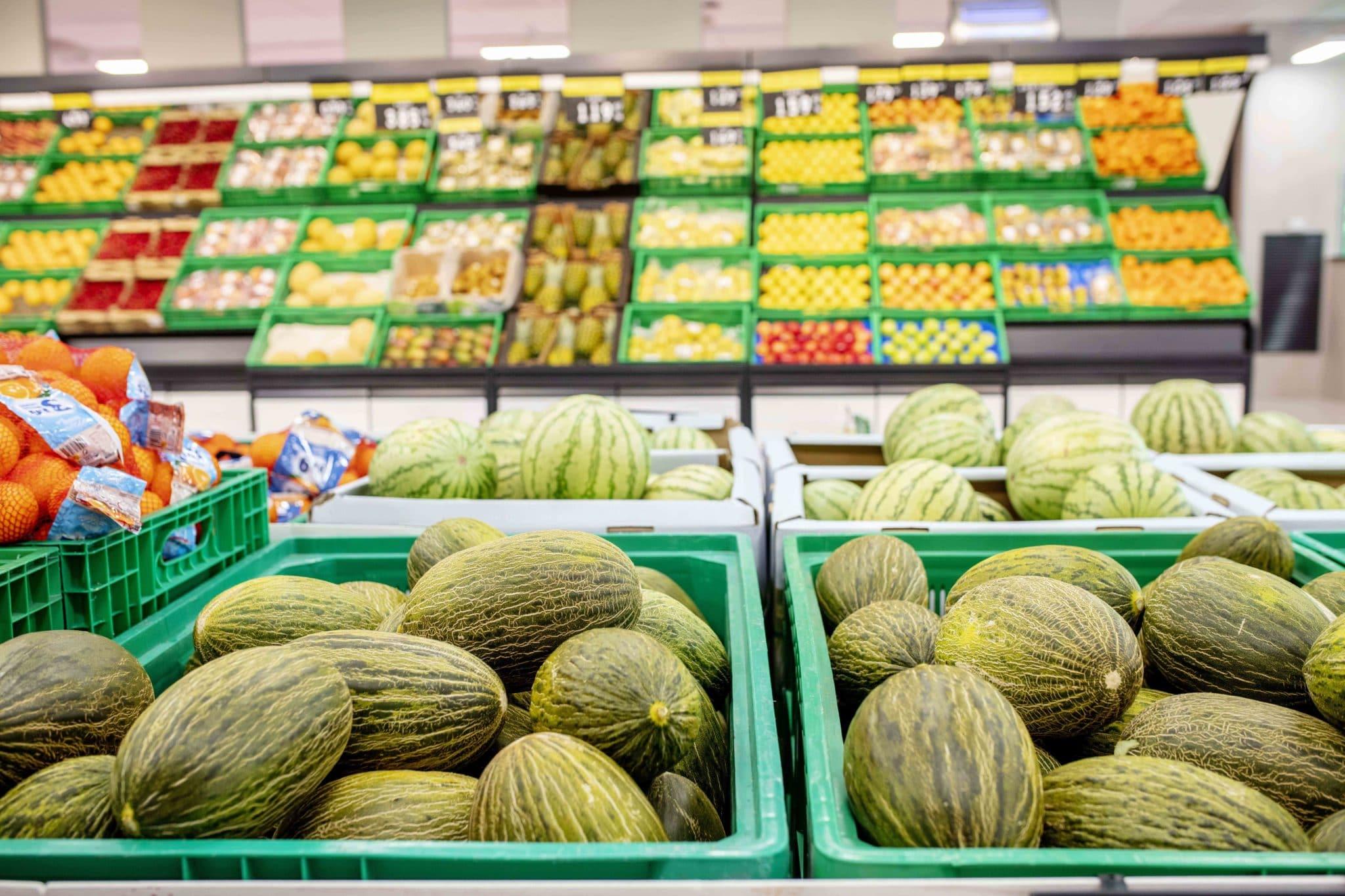 Mercadona comprará más de 60.000 toneladas de melón de origen nacional