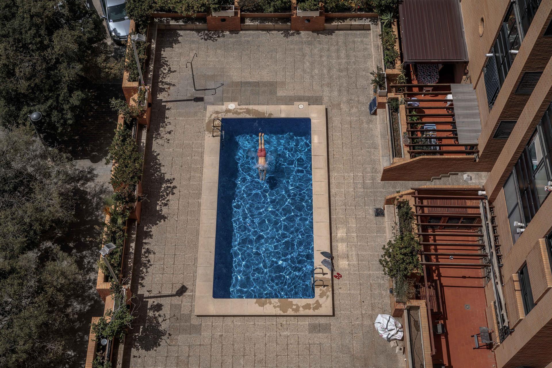 piscina piso