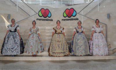pruebas a Fallera Mayor de València 2022