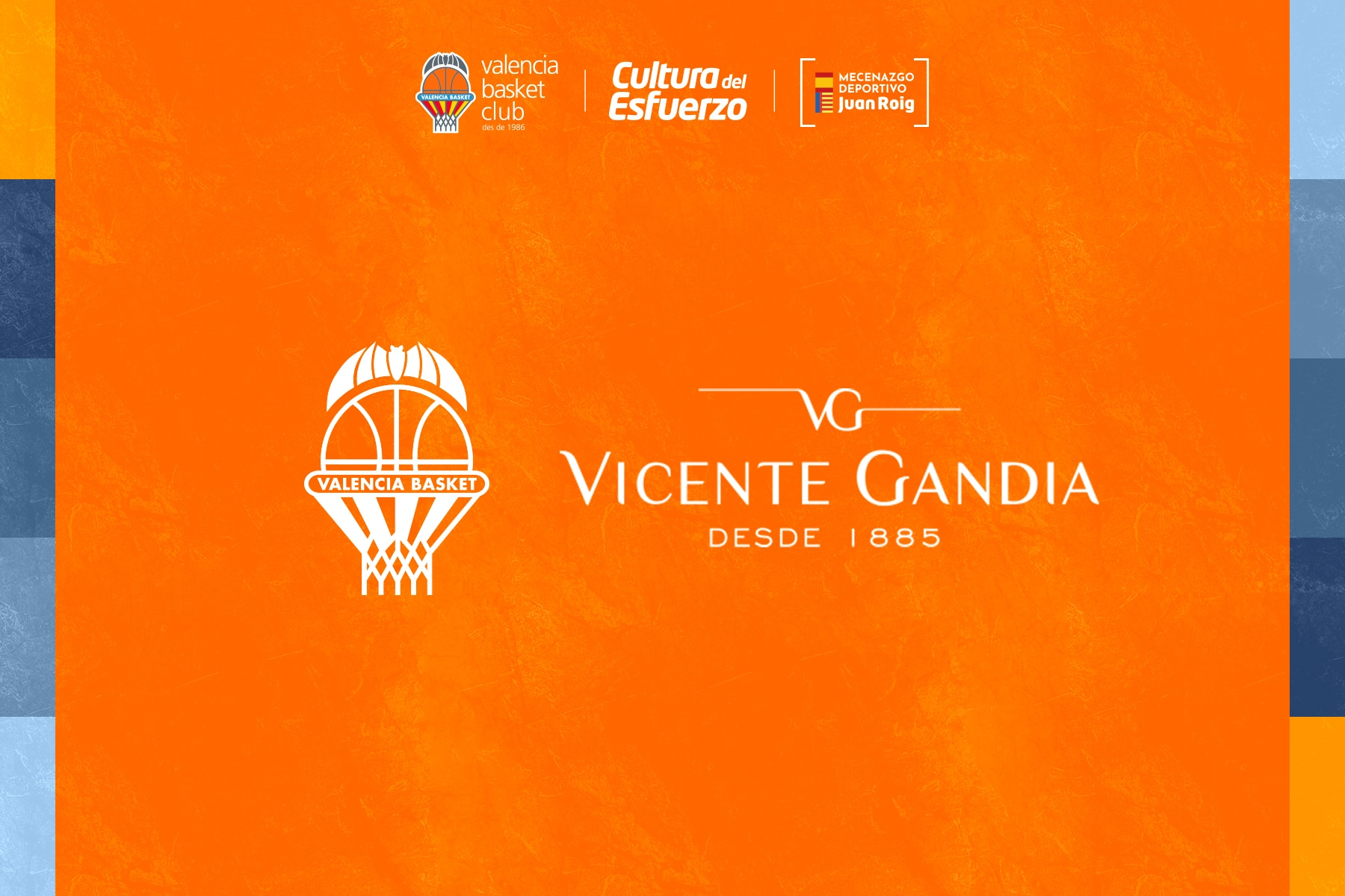Bodegas Vicente Gandia, nuevo patrocinador del Valencia Basket