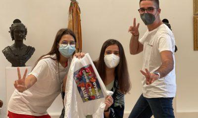 Ainara Pérez y Víctor Martínez: 'Influencers fallers' de Junta Central Fallera 2021-2022