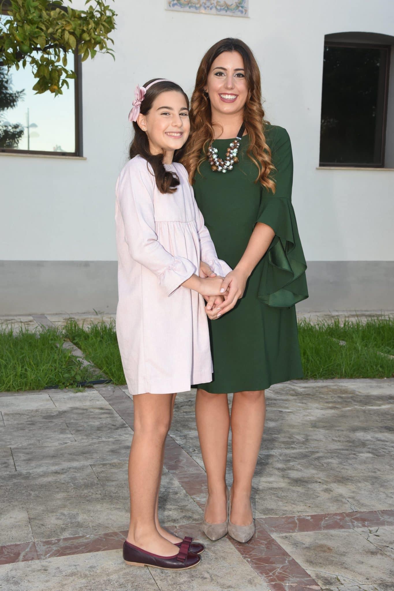 Camila Román y Daniela Alcoy